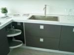 Yankı Mutfak Banyo / Köşe Fasulye Sistem Mutfak Dolapları