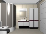 Bagen mobilya / Banyo dolabı
