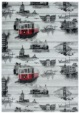 Alkapıda.com / Şehrazat Halı City Serisi 9010 Grey