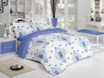 Alkapıda.com / Walls Home Saray Mavi Tek Kişilik Ranforce Uyku Seti