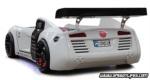 www.speedylifes.com / Arabalı Yatak Turbo V8 Beyaz
