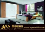 .AXA WOISS Meubelen / modern design estetik ve şık yatak odası takımı