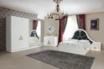ROSSINI GOLD MEUBEL  / PORLEZZA modern yatak odasi