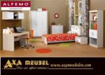 .AXA WOISS Meubelen / Alfemodan gençlere yakışır bir oda