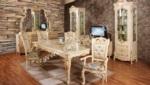 EVGÖR MOBİLYA / Atalanta Klasik Yemek Odası
