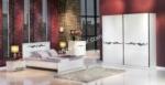 EVGÖR MOBİLYA / Beyaz İnci Modern Yatak Odası