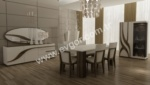 EVGÖR MOBİLYA / Pınar Modern Yemek Odası