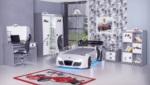 EVGÖR MOBİLYA / Turbo Sport Genç Odası - F4
