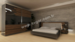 EVGÖR MOBİLYA / Calimera Modern Yatak Odası