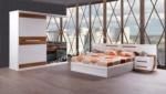 EVGÖR MOBİLYA / Mana Modern Yatak Odası
