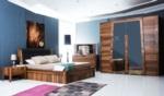 Santana Ahşap Yatak Odası