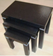Benk Metal Home Furniture  / deri sehpa