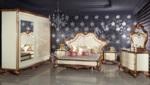 EVGÖR MOBİLYA / Romance Klasik Yatak Odası