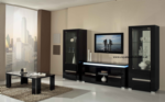 Royal meubel Boxsprings & Matrassen / elit black duvar unitesi