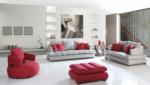 EVGÖR MOBİLYA / Geniş Oturum Rahatlığıyla Elanor Salon Takımı