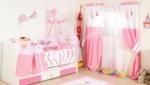 EVGÖR MOBİLYA / Pamuk MDF Bebek Odası