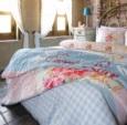 Alkapıda.com / Özdilek Çift Kişilik Sweet Love Premium Battaniyeli Nevresim Takımı