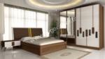 EVGÖR MOBİLYA / İvosa Modern Yatak Odası