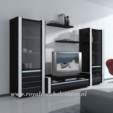 Royal Meubel & Bedden & Boxsprings / Avandgarde Black