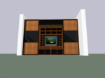 Bizzarro Design / Genç odası dolabı