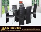 .AXA WOISS Meubelen / Çok Ucuz...   modern şık yemek masası takımı  20 077