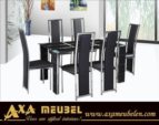 ****AXA WOISS Meubelen / Çok Ucuz...   modern şık yemek masası takımı  20 088