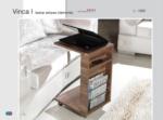 zehra mobilya / Vinca Laptop Sehpası