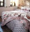 Alkapıda.com / Özdilek Çift Kişilik Montain Premium Battaniyeli Nevresim Takımı