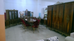 HalitAy / Antika TUNÇ kaplı yemek odası ve yatak odası takımı