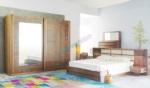 Mobilyam Gelsin / Azra Ahşap Yatak Odası