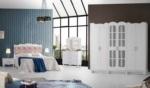 Yıldız Mobilya / Antik Country Yatak Odası