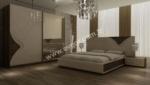 EVGÖR MOBİLYA / Yıldız Modern Yatak Odası