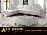 .AXA WOISS Meubelen / şık tasarımlı modern design deri köşe koltuk takımı