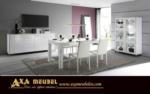 .AXA WOISS Meubelen / Çağdaş, yenilikçi tarz yemek odası duvar ünitesi