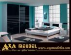.AXA WOISS Meubelen / farklı sıra dışı rekli mobilya modern Yatak Odası modeli