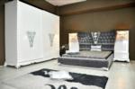 EVGÖR MOBİLYA / Muhteşem Endam Avangarde Yatak Odası
