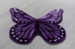 Alkapıda.com / Deco Collection Kelebek Lila ( 100x120 cm)