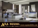 .AXA WOISS Meubelen / Mükemmel Bir Tasarım avangarde parlak swarovski taşlı yatak odası