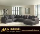 .AXA WOISS Meubelen / Çok güzel bir tasarım, şık ve kullanışlı kumaş koltuk takımı  24 7259