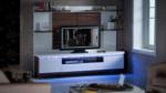 İstikbal Den Haag Bayisi / Barcelona compact tv ünitesi