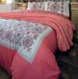 Alkapıda.com / Özdilek Çift Kişilik Amora Premium Battaniyeli Nevresim Takımı