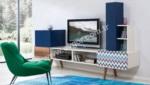 EVGÖR MOBİLYA / Gento Modüler TV Sehpası