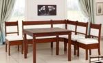 Cialli Furniture / Masif Mutfak Köse Takimi