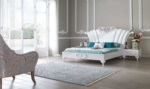 Romeo Beyaz Yatak Odası - mobilyaminegolden.com
