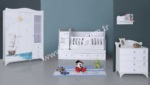 Mobilyalar / Rengo Denizci Bebek Odası