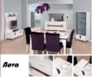 .EUROELIT MÖBEL / Nova Yemek Odasi