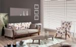 Saraylı Mobilya / Arizona modern koltuk takımı