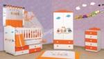 EVGÖR MOBİLYA / Tantavi MDF Bebek Odası