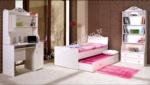 Evgör Mobilya Romantik Genç Odası - EVGÖR MOBİLYA