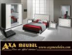 .AXA WOISS Meubelen / 7 1588 MODERN yatak odası